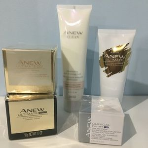 Skincare Anew Ultimate + Cleanser + Anew Clinical